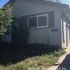 Rental info for 8343 Gregory in the Riverside area