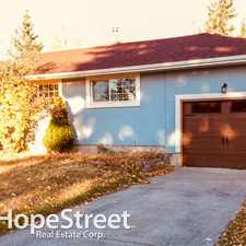 Rental info for 1916 45 Street SW - 4 Bedroom House for Rent in the Glendale area
