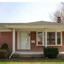Rental info for Meticulous Ranch Home For Rent On Pretty Tree L... in the Livonia area