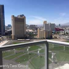 Rental info for 200 W. Sahara Ave. #2205 in the Gateway District area