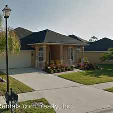 Rental info for 13867 White Heron Place in the Jacksonville Beach area