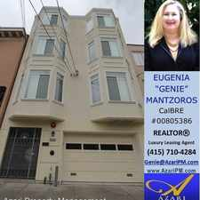 Rental info for 451 26th Avenue in the San Francisco area