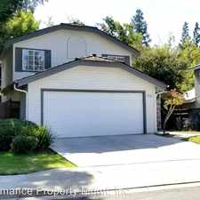 Rental info for 763 E. Robin Lane in the Fresno area