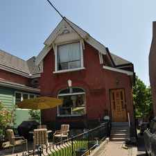 Rental info for College St & Ossington Ave in the Little Portugal area