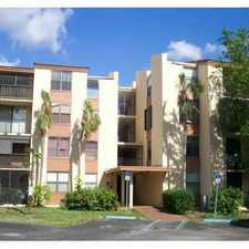 Rental info for SW 80th St & SW 149th Ave