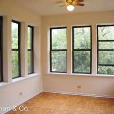 Rental info for 2319-25 N. Kedzie in the Logan Square area
