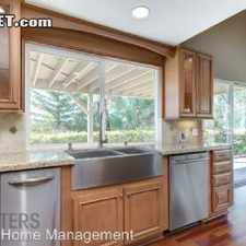 Rental info for Four Bedroom In Northeastern San Diego in the San Diego area