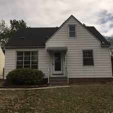 Rental info for 3943 E 153rd Street in the Cleveland area