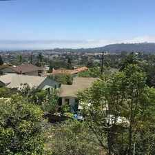 Rental info for Gorgeous Santa Barbara, 4 Bedroom, 1.50 Bath. P... in the Lower East area