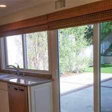 Rental info for 4 Bed, 2.50 Bath, Safe Neighborhood in the Shady Canyon area