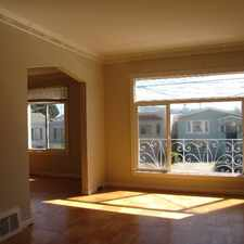 Rental info for Quiet Well Located House Sunnyside/Glen Park in the Excelsior area