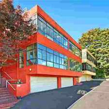 Rental info for 2141 Westlake Ave N Seattle, Exceptional Three BR townhome