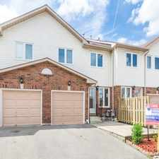 Rental info for 1485 Torrington Drive #32 in the Mississauga area