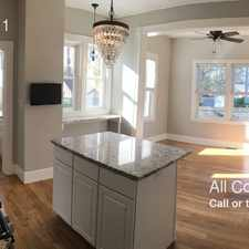 Rental info for 14 Otis St in the Wakefield area
