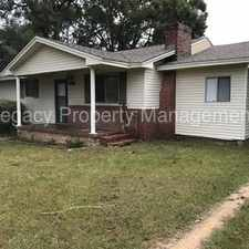 Rental info for Nice house with Large fenced yard