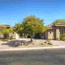 Rental info for 11494 E CARIBBEAN Lane Scottsdale Four BR, Exquisite home! in the Scottsdale area
