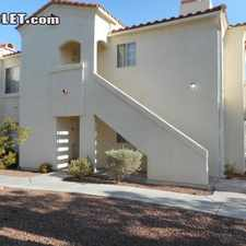 Rental info for $875 2 bedroom Apartment in Henderson in the Foothills area