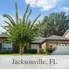 Rental info for House For Rent In Jacksonville. in the Fairways Forest area