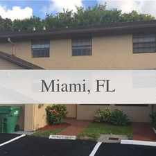Rental info for Miami, House - Come And See This One. Pet OK! in the Ives Estates area