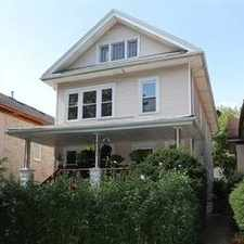 Rental info for Charming 2 Bedroom, 1 Bath in the Jefferson Park area
