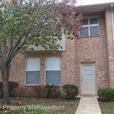 Rental info for 1521 Barbara Drive in the Flower Mound area