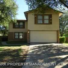 Rental info for 8034 CORAL TRAIL in the Converse area