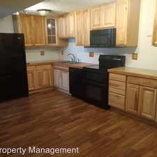 Rental info for 1606 Cottonwood Drive #6