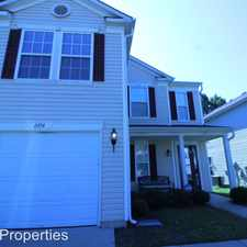 Rental info for 6454 Matlea Ct. in the Hickory Grove area