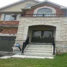 Rental info for 26 Colesbrook Road in the Vaughan area