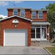 Rental info for 75 Marita Place in the Vaughan area