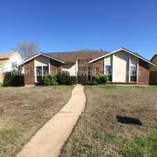 Rental info for Edmond Home Available Now in the Oklahoma City area