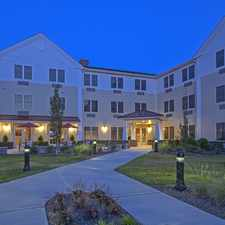 Rental info for Meadow Green Apartments 55+