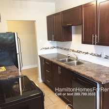 Rental info for 21 Balmoral Avenue South
