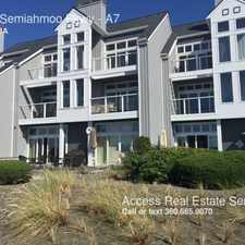 Rental info for 9495 Semiahmoo Pkwy