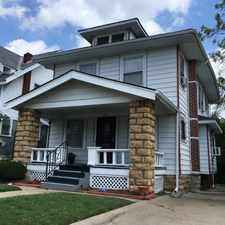Rental info for 3531 Bales Avenue in the Palestine West and Oak Park Northeast area