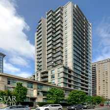 Rental info for 1001 Richards Street #1502 in the West End area