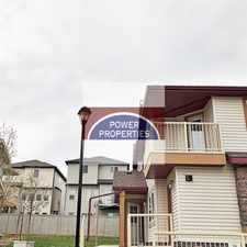 Rental info for 60 Panatella Landing Northwest in the Panorama Hills area