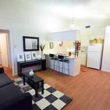 Rental info for 3507 Speedway #206 in the Austin area
