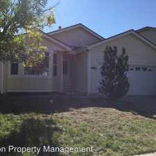 Rental info for 4920 Dillon St. in the Montbello area