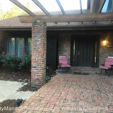 Rental info for 16835 Willow Wood Dr