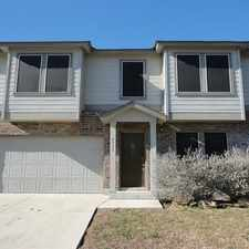 Rental info for 4911 Heather Pass in the East Village area