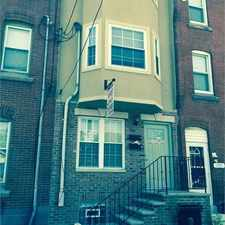 Rental info for 1538 Fontain St - Unit 1 in the Philadelphia area