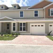 Rental info for 3596 Sanctuary Dr. in the St. Cloud area
