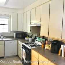 Rental info for 187 - B Third Avenue Unit B