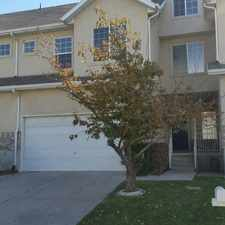Rental info for 724 Sand Dollar Dr. in the 84094 area