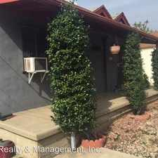 Rental info for 5643 N. Huntington Dr. in the LA-32 area