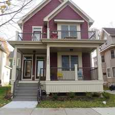 Rental info for 1205-07 Mound St. in the Greenbush area