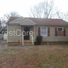 Rental info for 3658 Mallory Rd E,Memphis,TN_36111 in the Memphis area