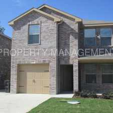 Rental info for 749 River Hill Ln., Fort Worth - Move in Ready! in the Eastgate area