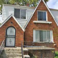 Rental info for Spacious Colonial On Piedmont in the Detroit area